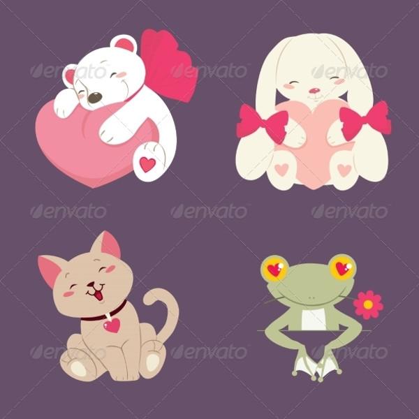 Animal Vector Illustration Design