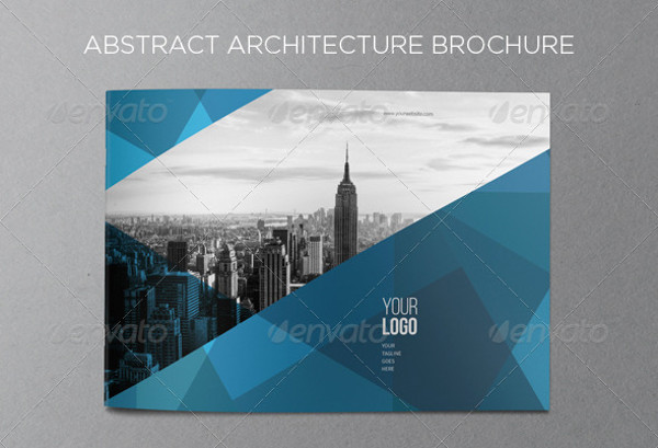 Architecture Abstract Brochure Template