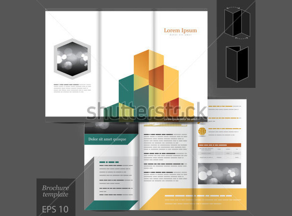 Architecture Advertisement Brochure