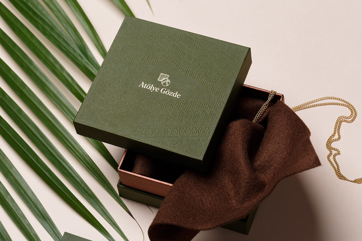 Atolye Gozde Branding Jewelry Packaging