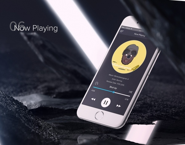 Awesome Application Music App