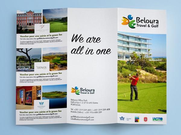 Beloura Travel & Golf Brochure