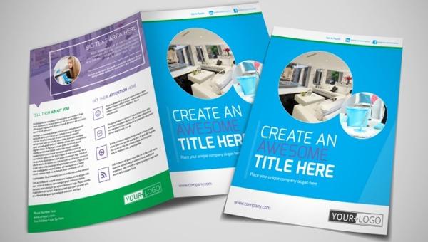 18+ Cleaning Brochures - PSD, Vector EPS, JPG Download | FreeCreatives