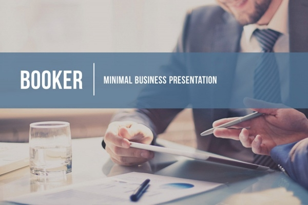 Booker Business Presentation