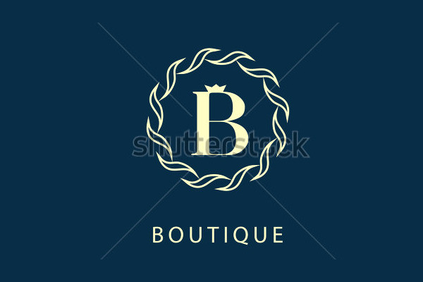 Boutique Vector Logo Design