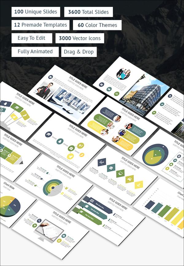 Business Advertising Powerpoint Presentation