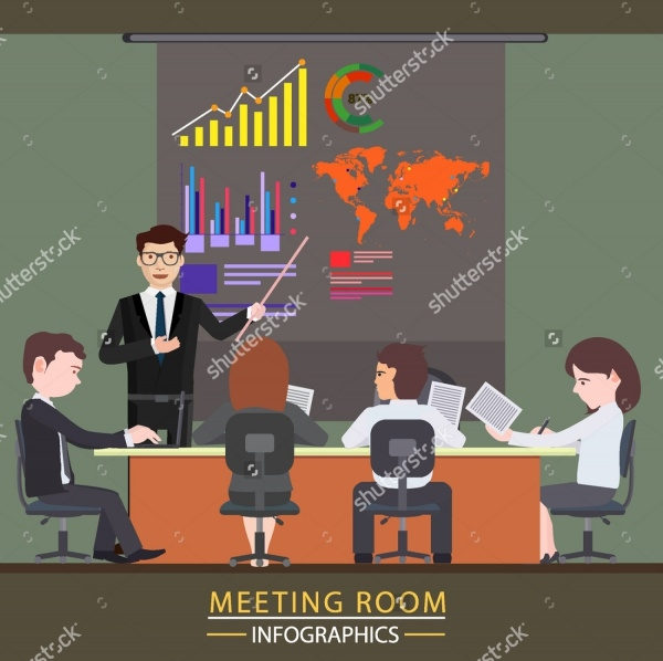 Business Executive Meeting & Presentation