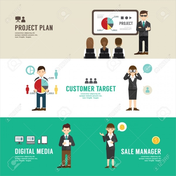 Business Position Executive Plan Presentation