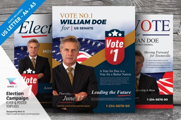21 Political Flyer Templates PSD AI Illustrator Download – Political Flyer Template