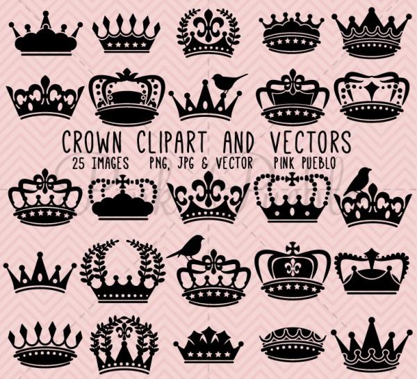 Cartoon Crown Clip-art