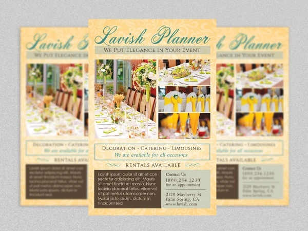 21+ Catering Flyers - PSD, AI, Illustrator Download