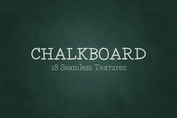 Chalkboard Seamless Texture