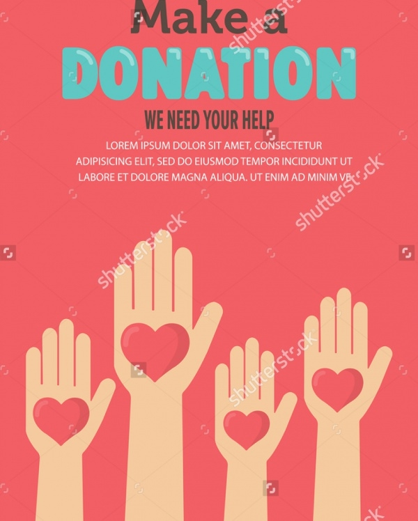 22 donation card designs psd vector eps jpg download charity donation invitation card stopboris Choice Image