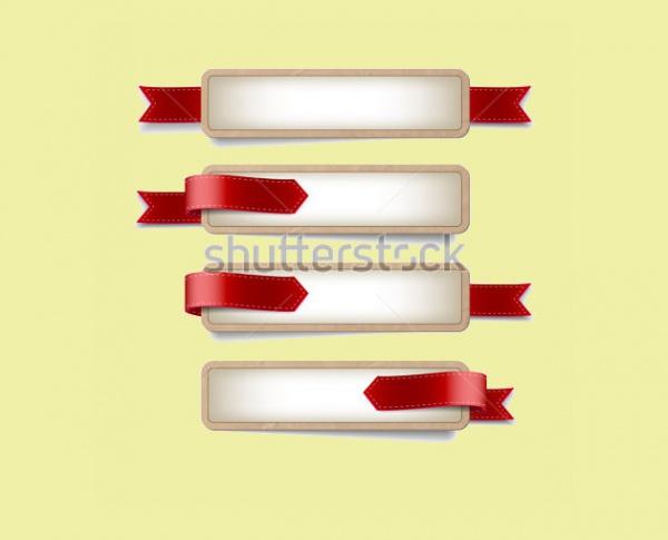 Clothing Ribbon Tag