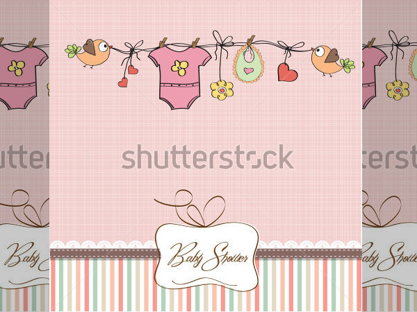 Colorful Baby Shower Banner Design