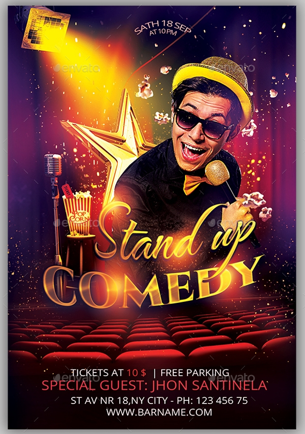 Talent Show Flyers  Psd Vector Eps Jpg Download  Freecreatives