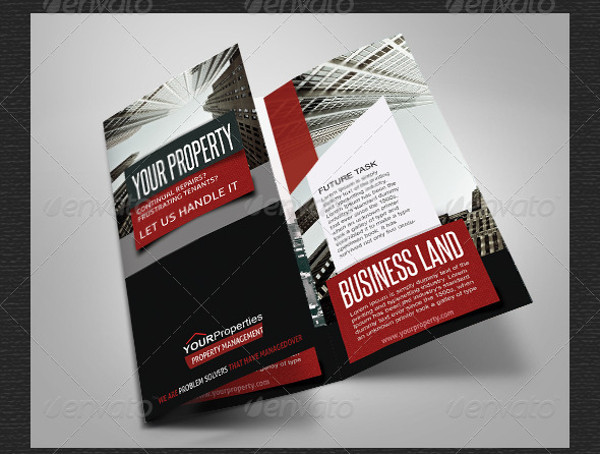 Commercial Property Brochure Design