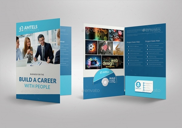 Corporate Executive Presentation Template