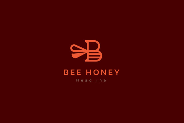 Creative Honey Logo Template