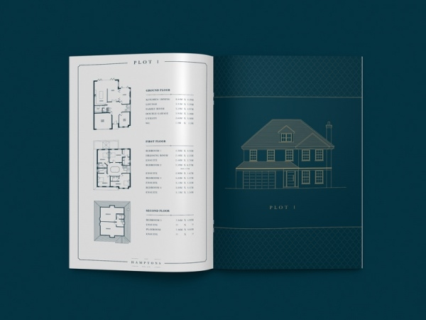 DPS Property Brochure Design