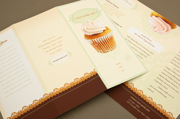 Bakery Brochure Templates PSD Vector EPS JPG Download - Bakery brochure template free