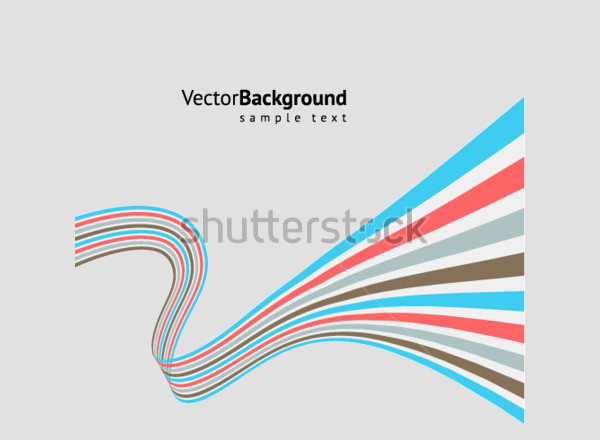 Divider Line Vector Illustration