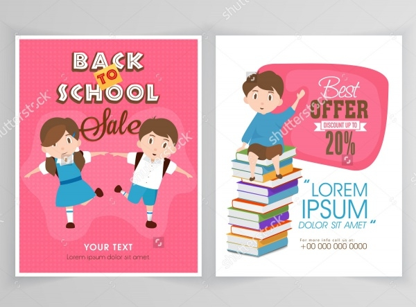Download Back to School Flyer
