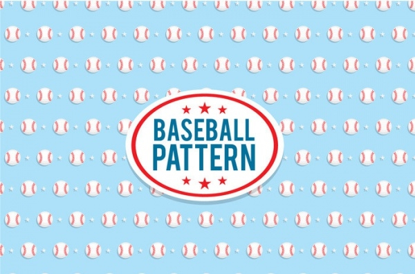 Download Baseball Pattern
