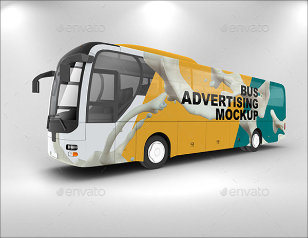 Download Bus Advertisement