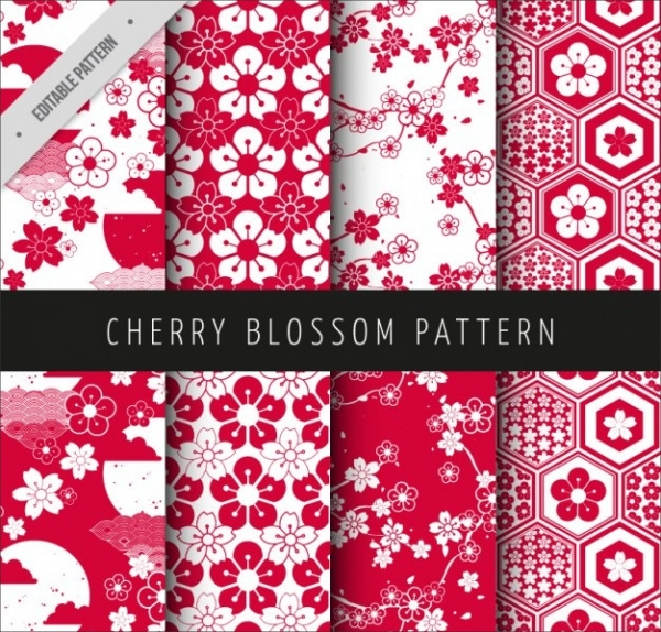Download Cherry Blossom Pattern