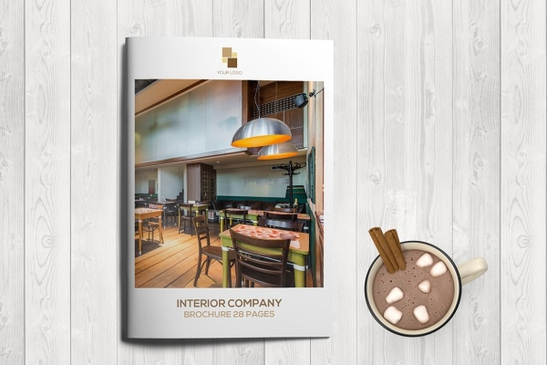 Download Interior Brochure Template