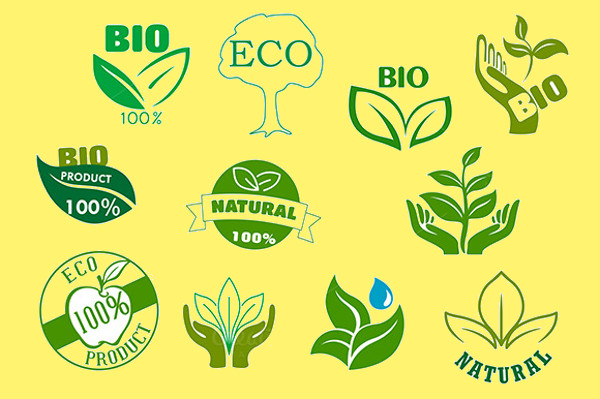 Eco & Natural Product Labels