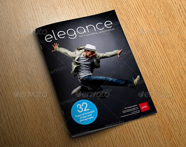 Elegance Pop Up Brochure