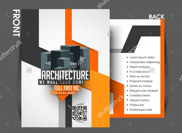 Elegant Architecture Brochure Design