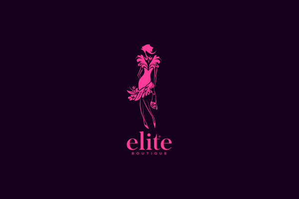 Elite Girly Boutique Logo