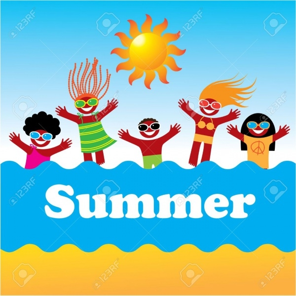 Fabulous Summer llustrative Design