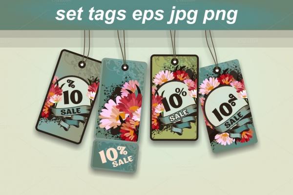 Fashion Hang Tag Design