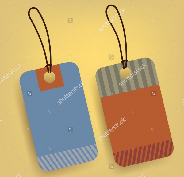 Fashion Swing Tag Design