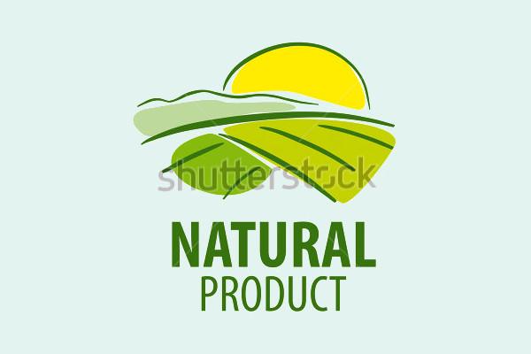 Field Logo Design of Landscape