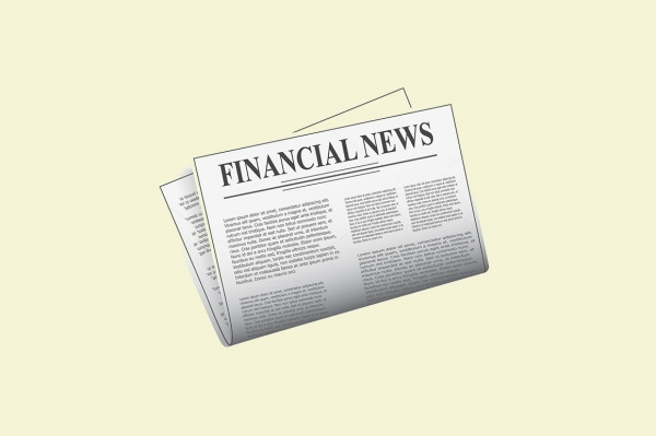 Financial Newspaper Advertising