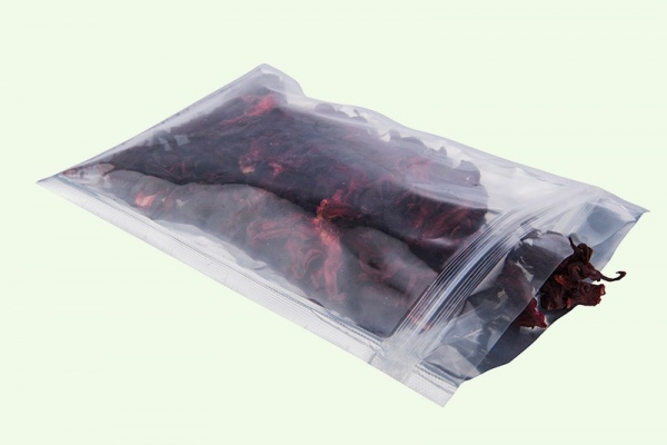 Foil package isolated bag