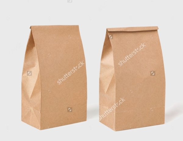 Food Brown Paper Packaging