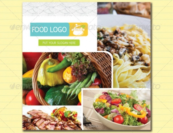 Food Catering Service Flyer