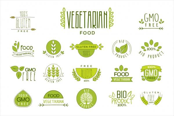 21 food label designs psd vector eps jpg download freecreatives
