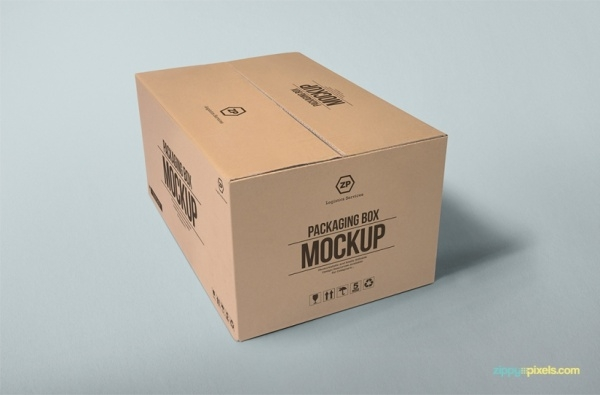 Free Cardboard Packaging Box Design