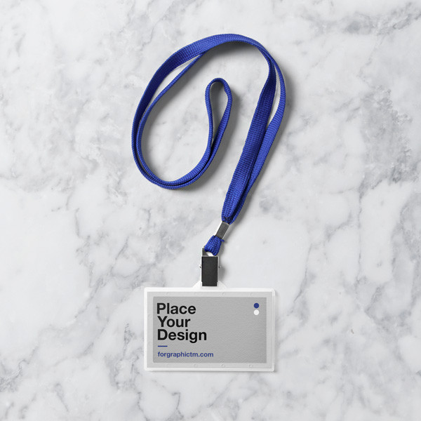 Free ID Card Holder