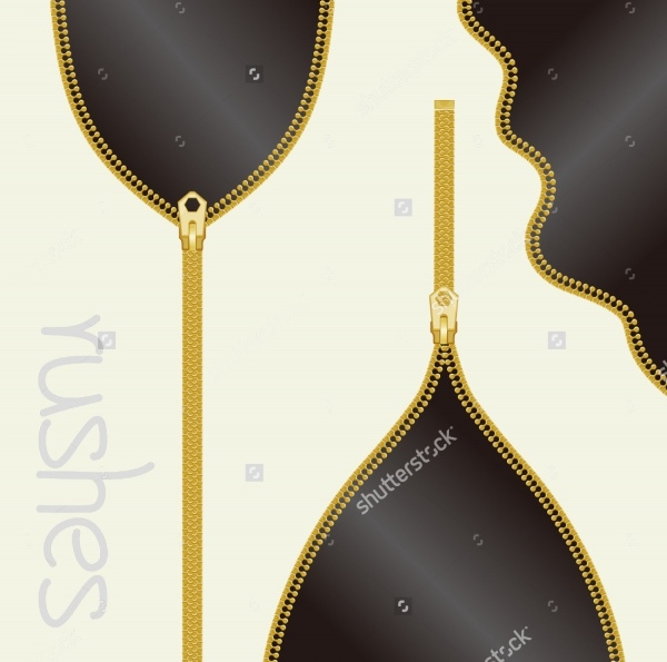 Golden Zipper Brush Format