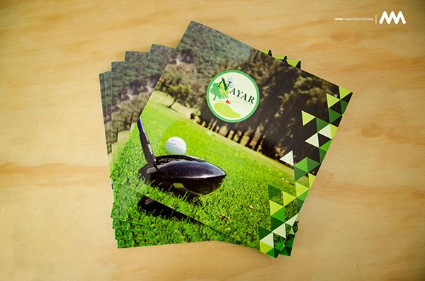Golf Brochure Nayar Club Campestre