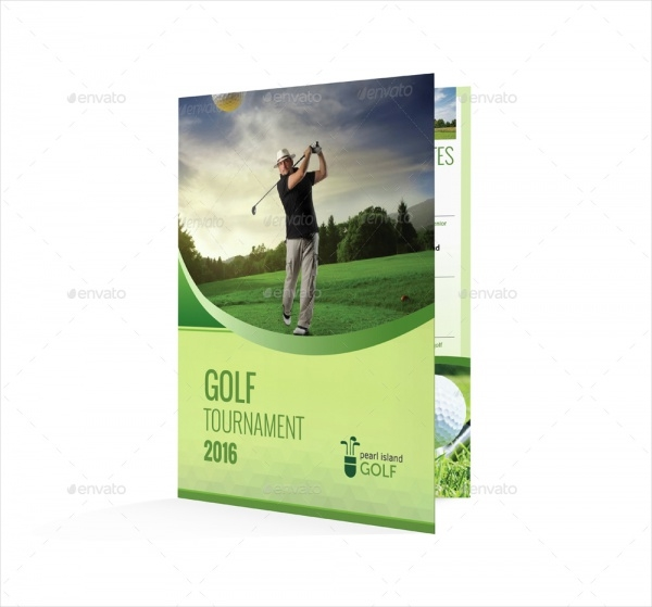 25 golf tournament brochures psd vector eps jpg download