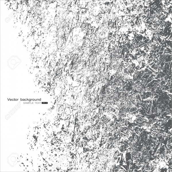 Gray Rough Noise Texture